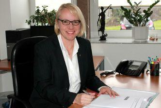 Rechtsanwältin Dr. Marlies Brinkmann