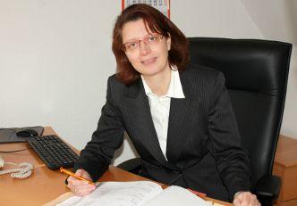 Rechtsanwältin Anne-Kathrin Heckl